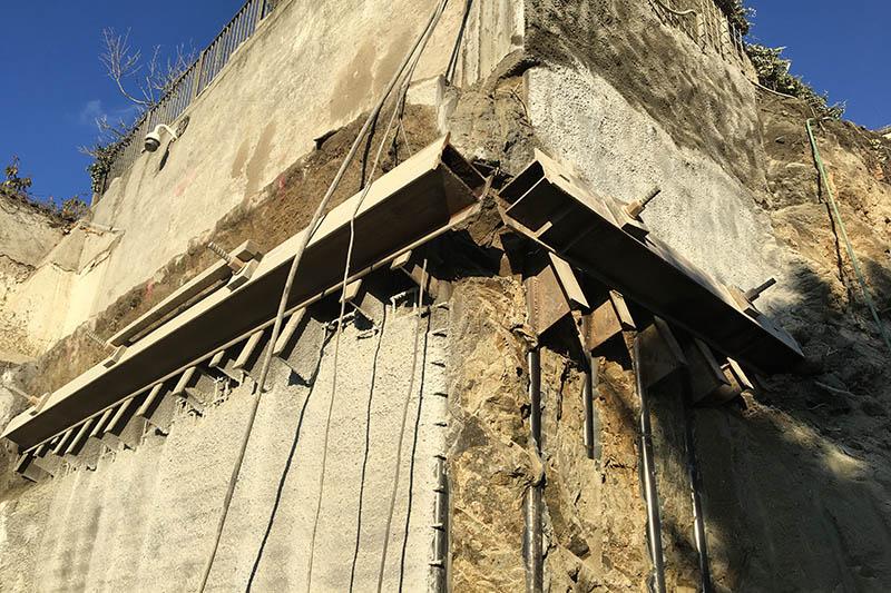 paženie stavebnej jamy